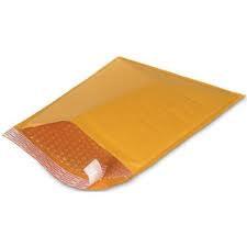 Самозалепващ плик с въздушни мехурчета K20